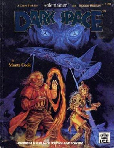 9781558061408: Dark Space: the Clutches of the Vlathachna (Rolemaster/Space Master)