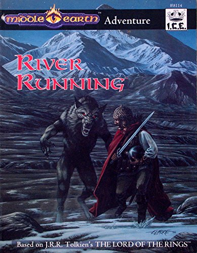 River Running (Middle Earth Role Playing/MERP #8114): Joe Martin