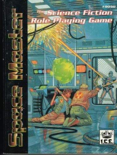 Space Master: The Science Fiction Role Playing Game (9050)