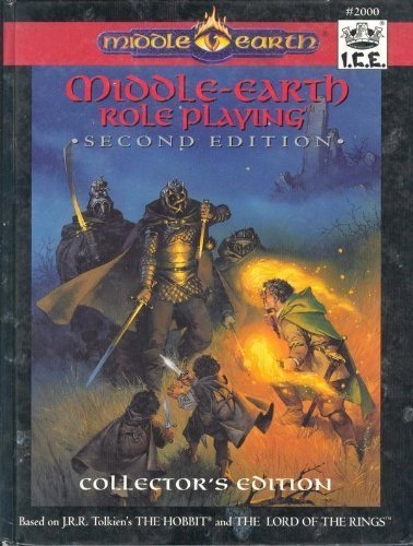 9781558061903: Middle Earth Role Playing: Collector's Edition (MERP, 2nd Edition)