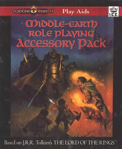 9781558061927: Middle Earth Role Playing (MERP) Accessory Pack, 2nd Edition