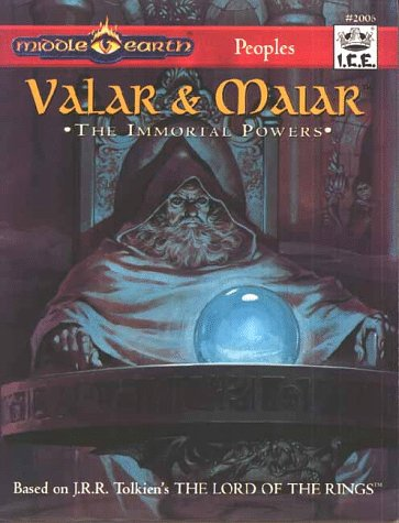 9781558061965: Valar & Maiar: Peoples (Middle-Earth Role Playing)