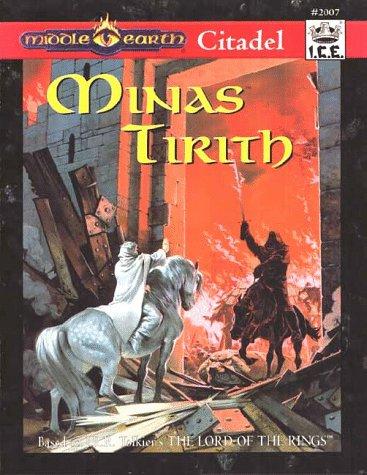 9781558061996: Minas Tirith (Middle Earth: Citadel Series #2007)