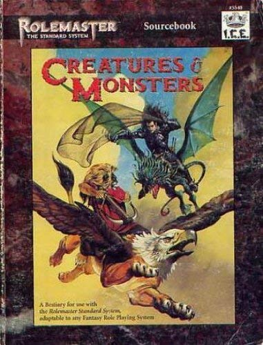 9781558062214: Creatures & Monsters Sourcebook