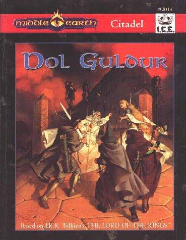 9781558062245: Dol Guldur (Middle Earth Role Playing/MERP #2014)