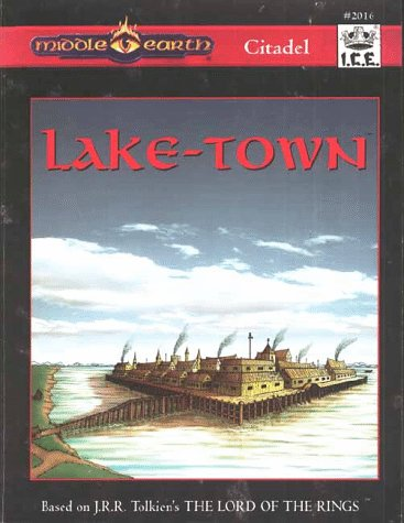 Lake-town (Middle Earth Role Playing/MERP): Frazier, W.