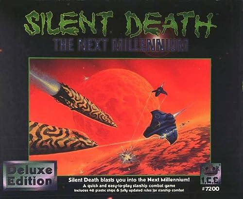 Silent Death - The Next Millennium Deluxe Edition (Silent Death): Barrett, K.