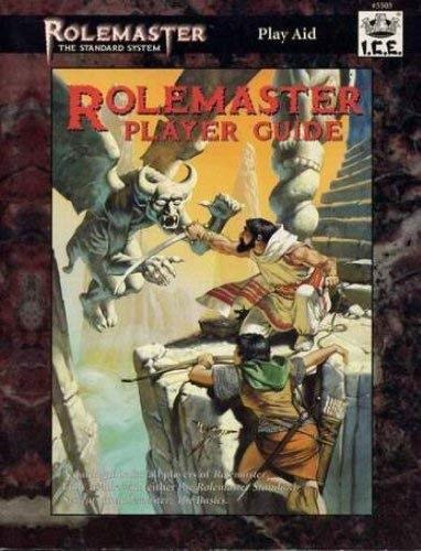 9781558062405: Rolemaster Player Guide (Rolemaster: The Standard System)