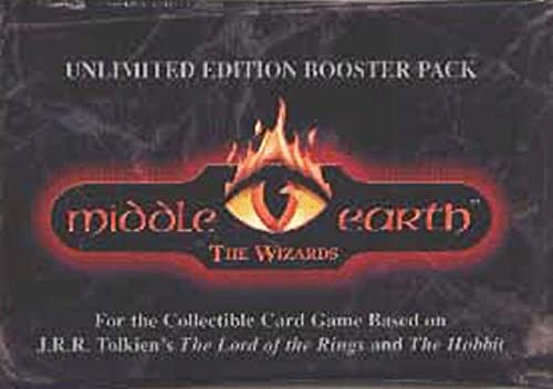 9781558062832: Middle-Earth Unlimited Booster