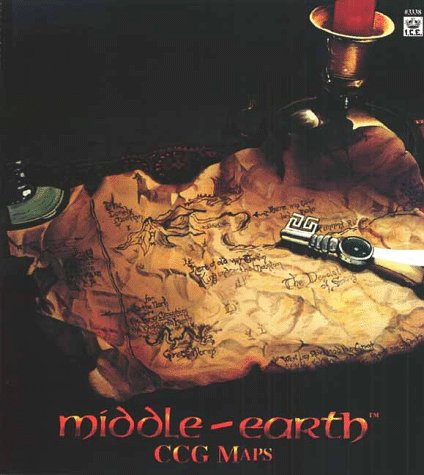 9781558062917: Collectible Card Game Maps (Middle-Earth, Ccg (Meccg) Support)