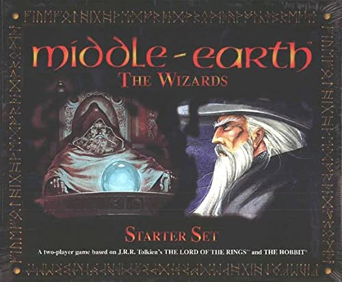 9781558063099: The Wizards Starter Set (Middle-Earth, Ccg Special Sets) (No 3019)