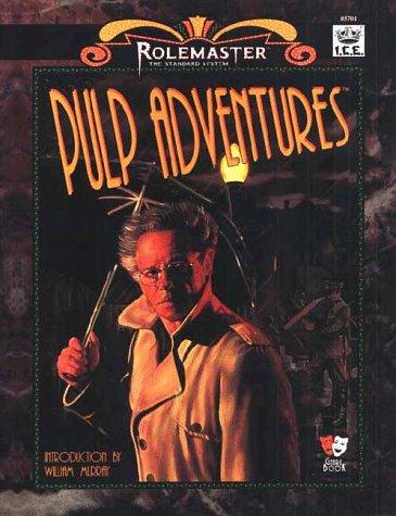 9781558063112: Pulp Adventures (Rolemaster Standard System)