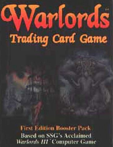 9781558063419: Warlords TCG Booster Pack (#692)