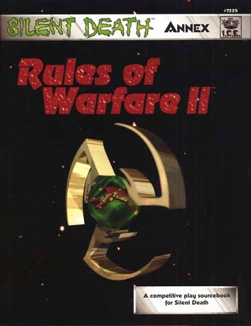 9781558063822: Rules of Warfare II (Silent Death, the Next Millennium)