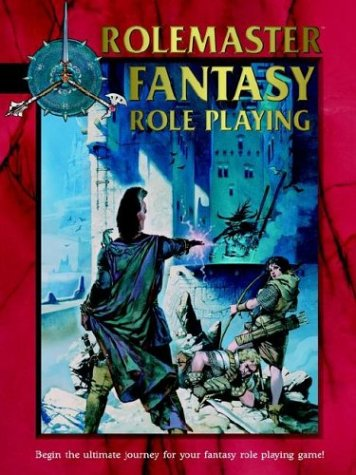 Rolemaster Fantasy Role Playing: Charlton, Coleman