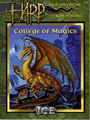 9781558066090: College of Magics