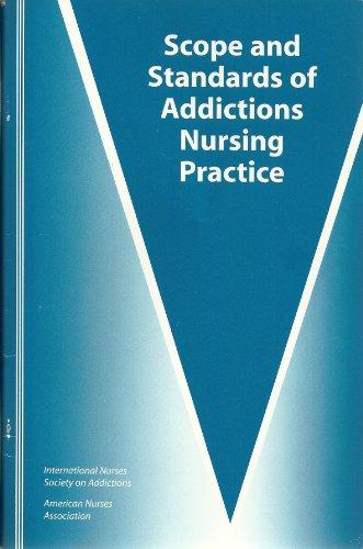 9781558102187: Scope and Standards of Addictions Nursing Practice (American Nurses Association)