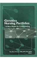 9781558102255: Genetics Nursing Portfolios: A New Model For The Profession (American Nurses Association)