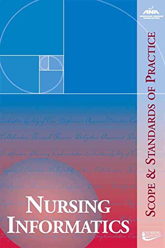 Nursing Informatics Scope And Standards Of Practice Paperback 2nd Edition New