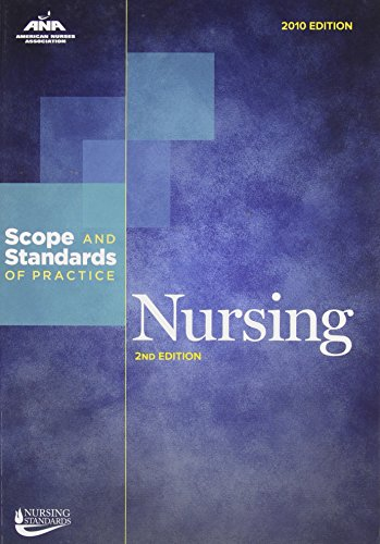9781558102828: Nursing: Scope and Standards of Practice