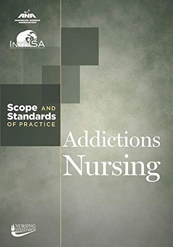 9781558105263: Addictions Nursing: Scope and Standards of Practice