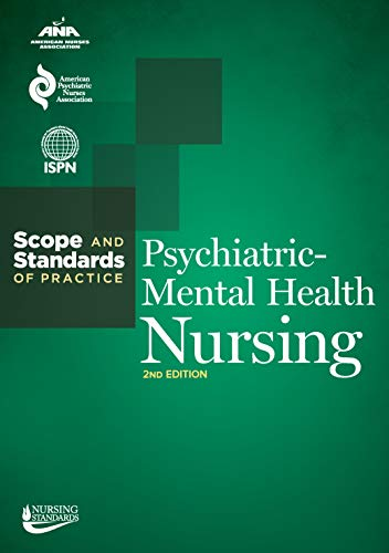 9781558105553: Psychiatric-Mental Health Nursing: Scope and Standards of Practice (American Nurses Association)