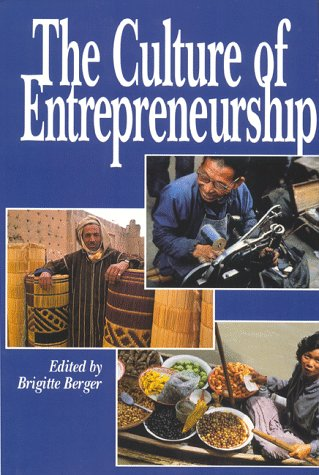 9781558151598: The Culture of Entrepreneurship
