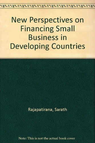 9781558153417: New Perspectives on Financing Small Business in Developing Countries