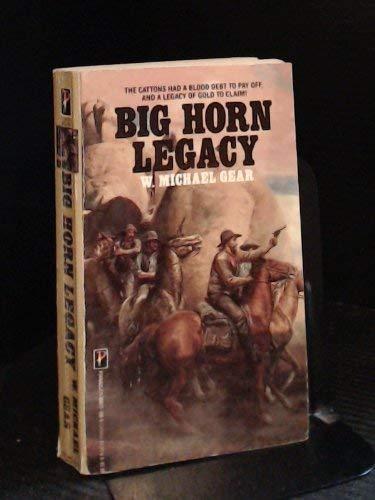 9781558171350: Big Horn Legacy