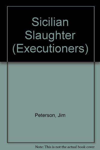 9781558171756: Sicilian Slaughter (Executioner)