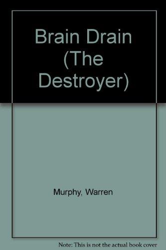 9781558172470: Brain Drain (The Destroyer)