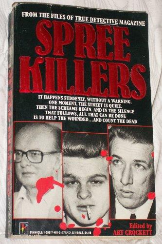 9781558174610: Spree Killers