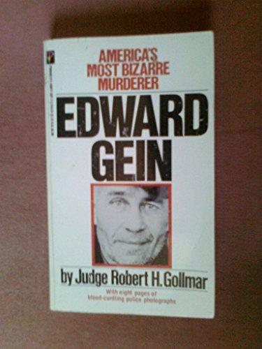 9781558175372: Edward Gein