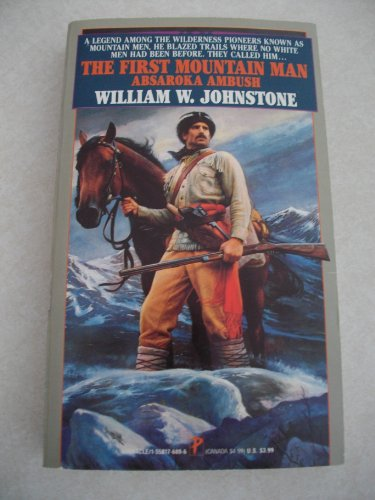 9781558176898: Absaroka Ambush (The First Mountain Man)
