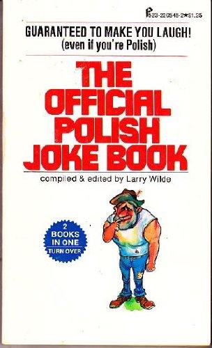The Official Polish Joke Book: Larry Wilde