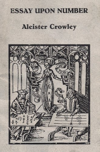 aleister crowley essays By paul fecteau, member of the sect of the horned god the uninitiated have reason to associate aleister crowley with satanism he did, after all, refer to himself as.