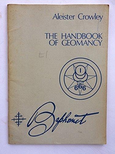 9781558181571: Handbook of Geomancy