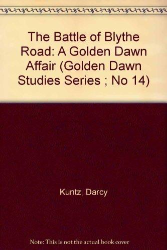 9781558183650: The Battle of Blythe Road: A Golden Dawn Affair