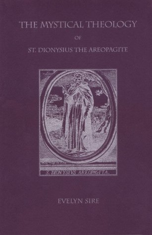 9781558183810: The Mystical Theology of St. Dionysius