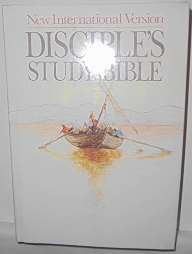 Disciple's Study Bible New International Version: Bible