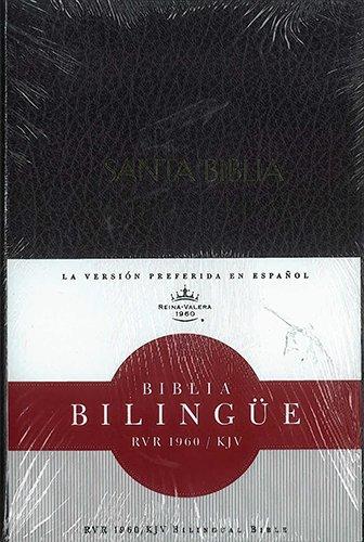 9781558190320: Bible Kjv Bilingual Burg T/I Il