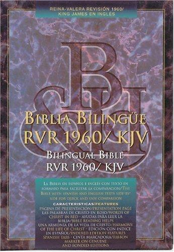 9781558190351: Biblia Bilingue/Bilingual Bible (Spanish Edition)