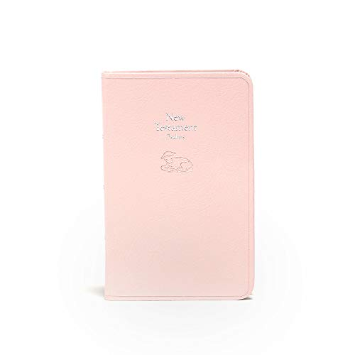 9781558190429: KJV Baby's New Testament, Pink Imitation Leather
