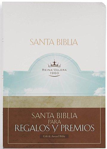 9781558191440: RVR 1960 Biblia para Regalos y Premios, blanco imitación piel (Spanish Edition)