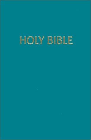 9781558192096: KJV Pew Bible (Turquoise)