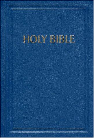 9781558192126: KJV Pew Bible (Burgundy)