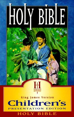 Children's Presentation Bible (King James Version): Bible