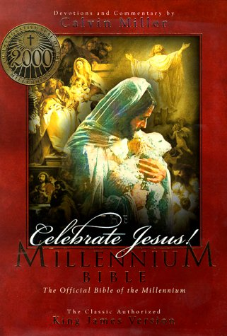 9781558197954: The Celebrate Jesus! Classic King James Version (The Official Bible of the Millennium)
