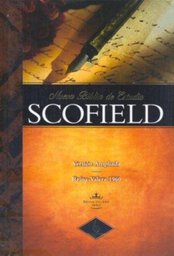 9781558197985: RVR 1960 New Scofield Study Bible, Printed Hardcover (Spanish Edition)