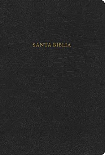 9781558198005: Bible Rvr 1960 Scofield Blk